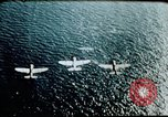 Image of P 47 aircraft Corsica, 1944, second 27 stock footage video 65675051969