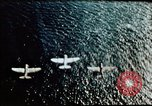Image of P 47 aircraft Corsica, 1944, second 29 stock footage video 65675051969