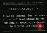 Image of T Karl Milne New York United States USA, 1931, second 1 stock footage video 65675051976