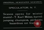 Image of T Karl Milne New York United States USA, 1931, second 2 stock footage video 65675051976