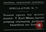 Image of T Karl Milne New York United States USA, 1931, second 4 stock footage video 65675051976