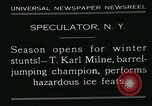 Image of T Karl Milne New York United States USA, 1931, second 5 stock footage video 65675051976