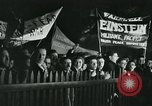Image of Albert Einstein in United States New York City USA, 1931, second 27 stock footage video 65675051983