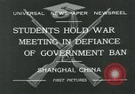 Image of Fa Tan University students Shanghai China, 1932, second 2 stock footage video 65675051991