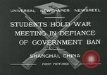 Image of Fa Tan University students Shanghai China, 1932, second 3 stock footage video 65675051991