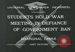 Image of Fa Tan University students Shanghai China, 1932, second 5 stock footage video 65675051991