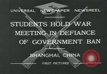 Image of Fa Tan University students Shanghai China, 1932, second 7 stock footage video 65675051991