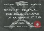 Image of Fa Tan University students Shanghai China, 1932, second 11 stock footage video 65675051991