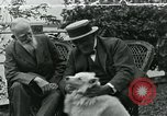 Image of George Bernard Shaw Suna Italy, 1926, second 21 stock footage video 65675051998