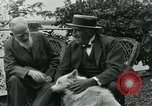 Image of George Bernard Shaw Suna Italy, 1926, second 23 stock footage video 65675051998