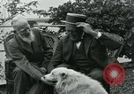 Image of George Bernard Shaw Suna Italy, 1926, second 24 stock footage video 65675051998