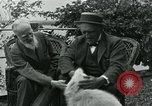Image of George Bernard Shaw Suna Italy, 1926, second 25 stock footage video 65675051998