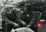 Image of George Bernard Shaw Suna Italy, 1926, second 26 stock footage video 65675051998