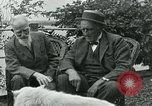 Image of George Bernard Shaw Suna Italy, 1926, second 28 stock footage video 65675051998
