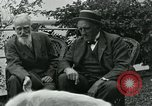 Image of George Bernard Shaw Suna Italy, 1926, second 30 stock footage video 65675051998