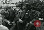 Image of George Bernard Shaw Suna Italy, 1926, second 31 stock footage video 65675051998