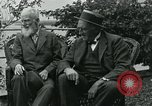 Image of George Bernard Shaw Suna Italy, 1926, second 32 stock footage video 65675051998