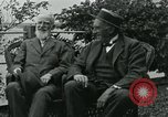 Image of George Bernard Shaw Suna Italy, 1926, second 33 stock footage video 65675051998