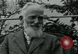 Image of George Bernard Shaw Suna Italy, 1926, second 35 stock footage video 65675051998