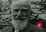 Image of George Bernard Shaw Suna Italy, 1926, second 45 stock footage video 65675051998