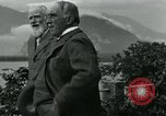 Image of George Bernard Shaw Suna Italy, 1926, second 58 stock footage video 65675051998