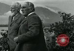 Image of George Bernard Shaw Suna Italy, 1926, second 61 stock footage video 65675051998