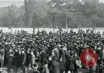 Image of Ringstrasse Vienna Austria, 1919, second 19 stock footage video 65675052003