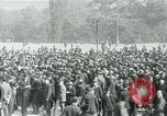 Image of Ringstrasse Vienna Austria, 1919, second 20 stock footage video 65675052003