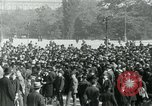Image of Ringstrasse Vienna Austria, 1919, second 22 stock footage video 65675052003
