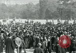 Image of Ringstrasse Vienna Austria, 1919, second 24 stock footage video 65675052003