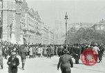 Image of Ringstrasse Vienna Austria, 1919, second 28 stock footage video 65675052003