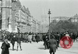 Image of Ringstrasse Vienna Austria, 1919, second 29 stock footage video 65675052003
