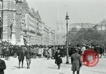 Image of Ringstrasse Vienna Austria, 1919, second 30 stock footage video 65675052003