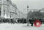 Image of Ringstrasse Vienna Austria, 1919, second 34 stock footage video 65675052003