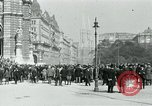 Image of Ringstrasse Vienna Austria, 1919, second 35 stock footage video 65675052003