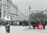Image of Ringstrasse Vienna Austria, 1919, second 38 stock footage video 65675052003