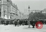 Image of Ringstrasse Vienna Austria, 1919, second 39 stock footage video 65675052003