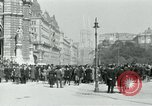 Image of Ringstrasse Vienna Austria, 1919, second 43 stock footage video 65675052003