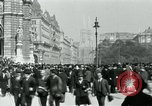 Image of Ringstrasse Vienna Austria, 1919, second 47 stock footage video 65675052003