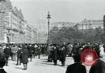 Image of Ringstrasse Vienna Austria, 1919, second 53 stock footage video 65675052003