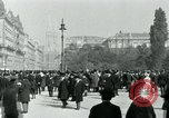 Image of Ringstrasse Vienna Austria, 1919, second 55 stock footage video 65675052003