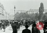 Image of Ringstrasse Vienna Austria, 1919, second 56 stock footage video 65675052003