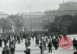 Image of Ringstrasse Vienna Austria, 1919, second 59 stock footage video 65675052003