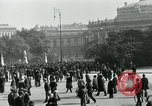 Image of Ringstrasse Vienna Austria, 1919, second 60 stock footage video 65675052003