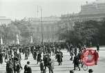 Image of Ringstrasse Vienna Austria, 1919, second 62 stock footage video 65675052003