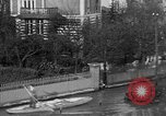 Image of flooded streets Charenton France, 1930, second 17 stock footage video 65675052007