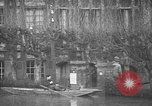 Image of flooded streets Charenton France, 1930, second 21 stock footage video 65675052007