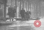 Image of flooded streets Charenton France, 1930, second 25 stock footage video 65675052007