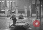 Image of flooded streets Charenton France, 1930, second 27 stock footage video 65675052007