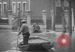 Image of flooded streets Charenton France, 1930, second 28 stock footage video 65675052007
